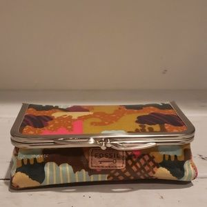Fossil key per make up case